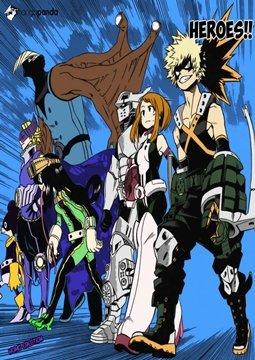 อ่านการ์ตูน มังงะ Boku no Hero Academia แปลไทย