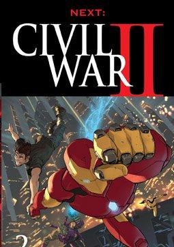 อ่านการ์ตูน มังงะ Civil War (2016)  แปลไทย