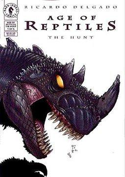 อ่านการ์ตูน มังงะ Age of Reptiles - The Hunt แปลไทย