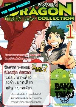 อ่านการ์ตูน มังงะ Dragon Collection: Ryuu wo Suberumono แปลไทย