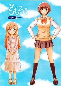 อ่านการ์ตูน มังงะ Momo Sora แปลไทย