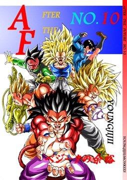 อ่านการ์ตูน มังงะ Dragonball After แปลไทย